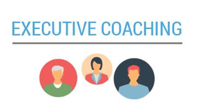 Executive coaching graphic