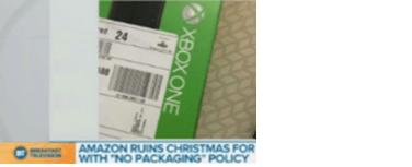 Amazon ruining Christmas?